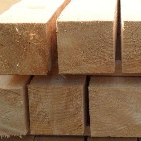Мебельный щит дубовый цельноламельный 40 мм АБ сорт