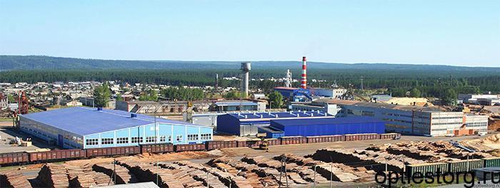 Завод пиломатериаов